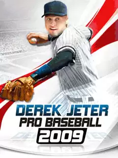 Derek Jeter: Pro Baseball 2009 Java Game Image 1