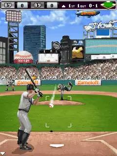 Derek Jeter: Pro Baseball 2009 Java Game Image 3