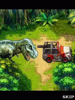Jurassic Park Java Game Image 2