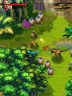Jurassic Park Java Game Image 3