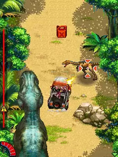 Jurassic Park Java Game Image 4