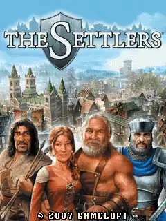 The Settlers Java Game Image 1
