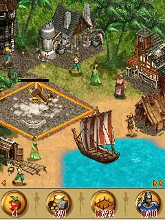 The Settlers Java Game Image 2