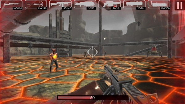Hell Destroyer Android Game Image 2