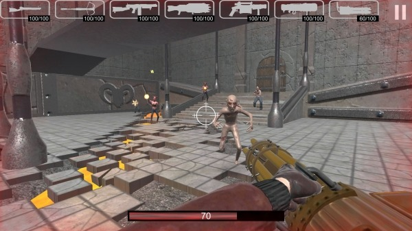 Hell Destroyer Android Game Image 3