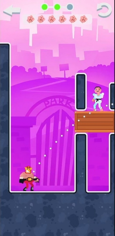 Punch Bob Android Game Image 3
