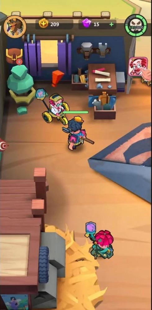 Super Brawl: Fantastic RPG Android Game Image 4