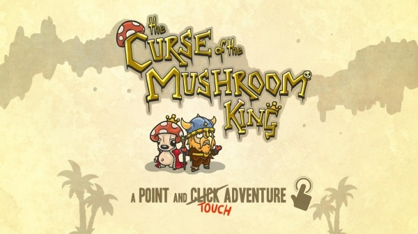 The Curse Of The Mushroom King Android Game Image 1