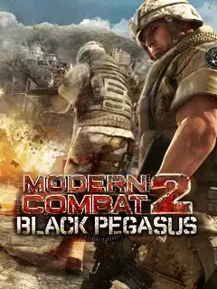 Modern Combat 2: Black Pegasus Java Game Image 1