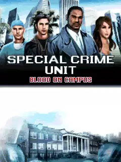 Special Crime Unit Java Game Image 1