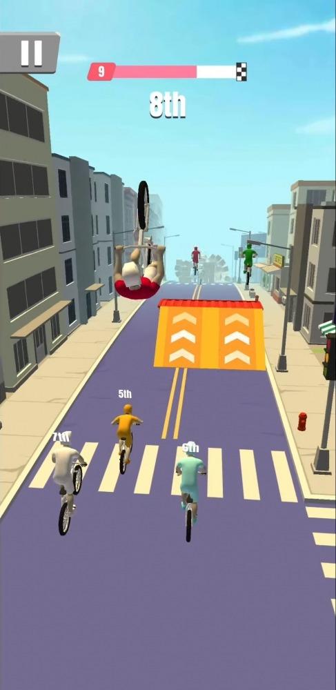 Bike Rush Android Game Image 1