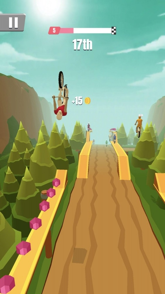 Bike Rush Android Game Image 2