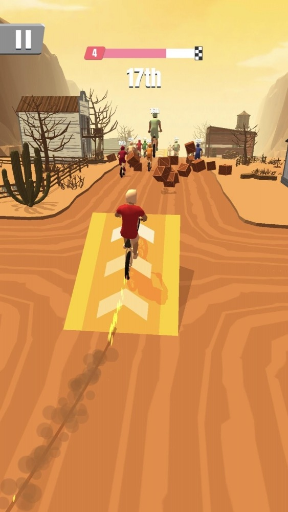 Bike Rush Android Game Image 3