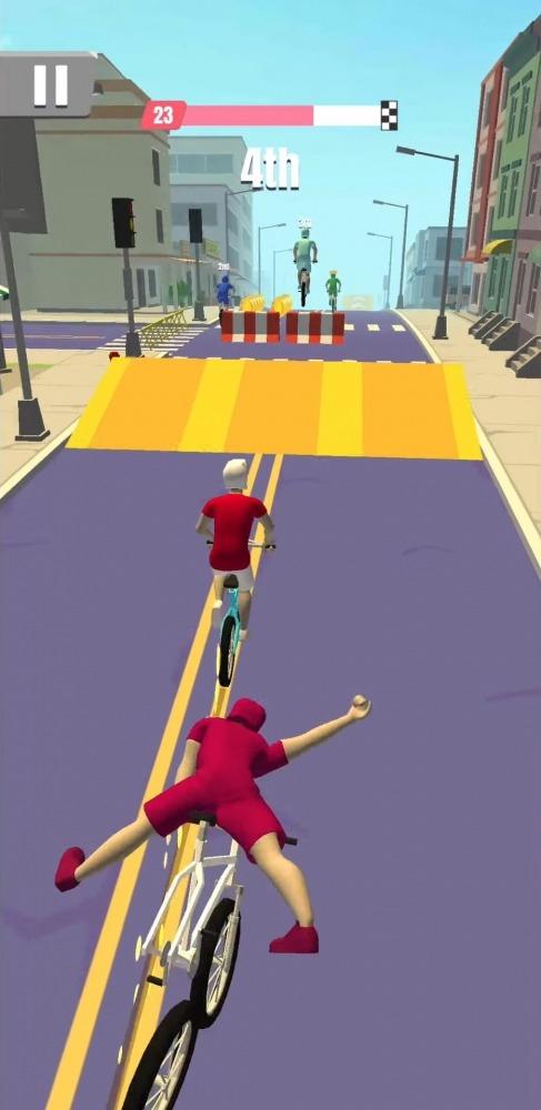 Bike Rush Android Game Image 4