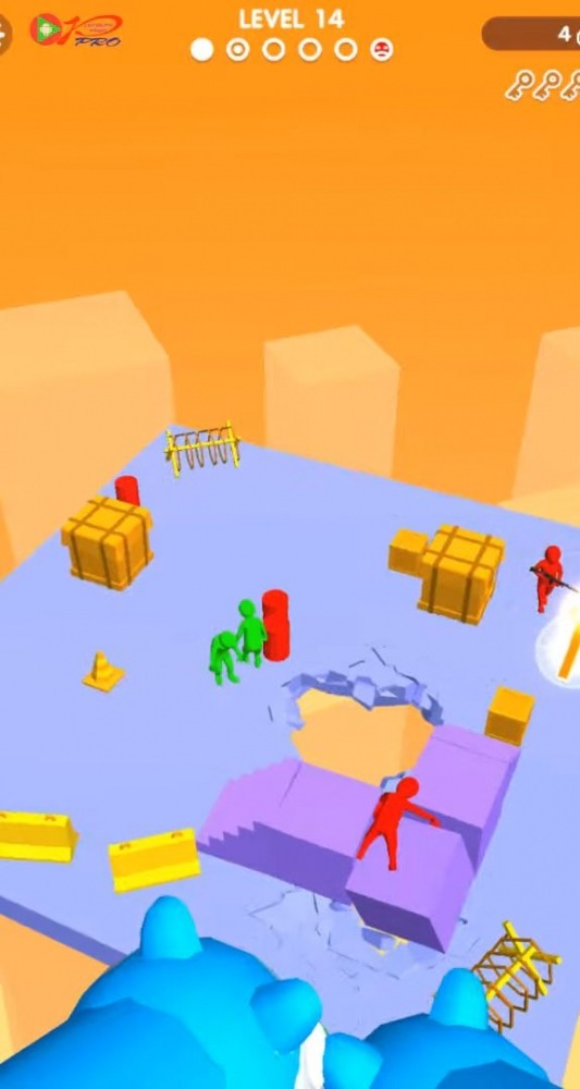 Ground Breaking 3D Android Game Image 1