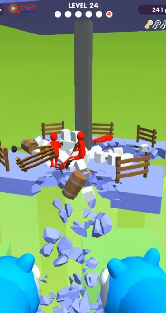 Ground Breaking 3D Android Game Image 2