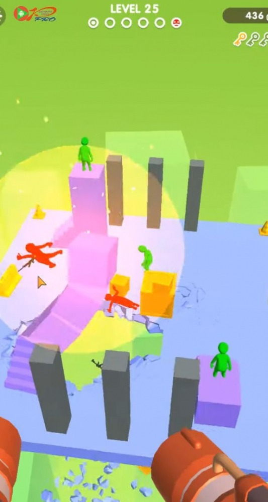 Ground Breaking 3D Android Game Image 3