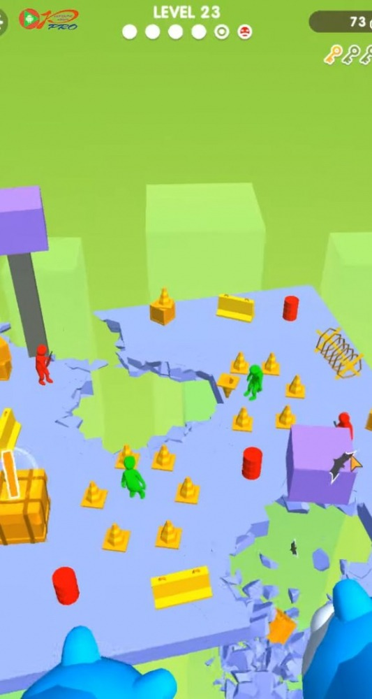Ground Breaking 3D Android Game Image 4