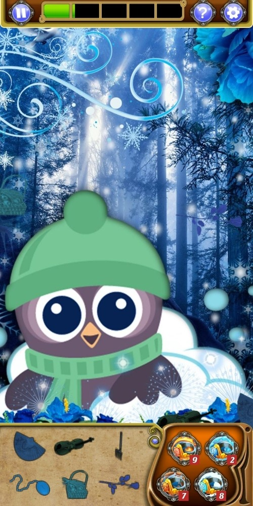 Hidden Object - Winter Wonderland Android Game Image 3