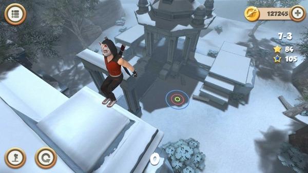 Ninja Flip Android Game Image 2