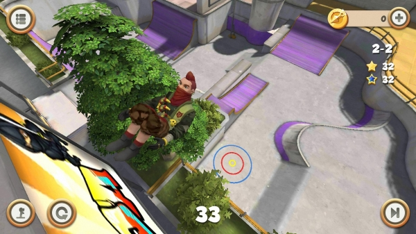 Ninja Flip Android Game Image 3