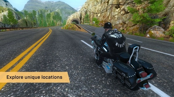 Outlaw Riders: War Of Bikers Android Game Image 5