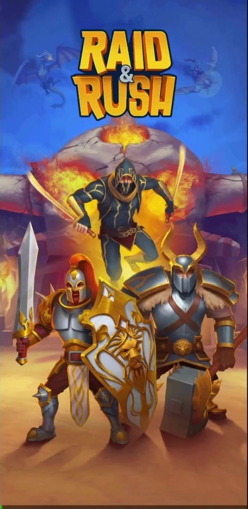 Raid And Rush Android Game Image 1