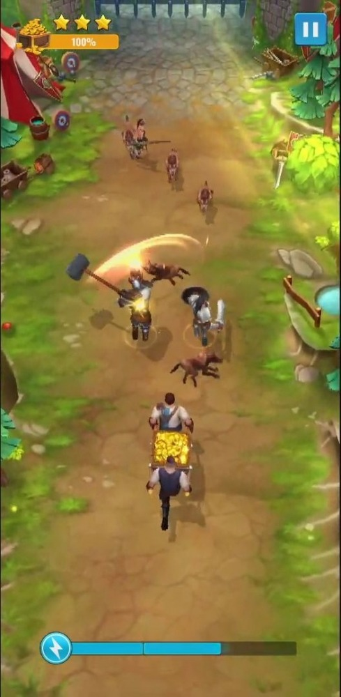 Raid And Rush Android Game Image 3