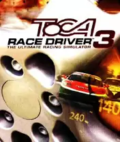 ToCa Race Driver 3 3D Java Game Image 1