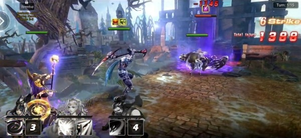 Deity Arena Mobile Android Game Image 2