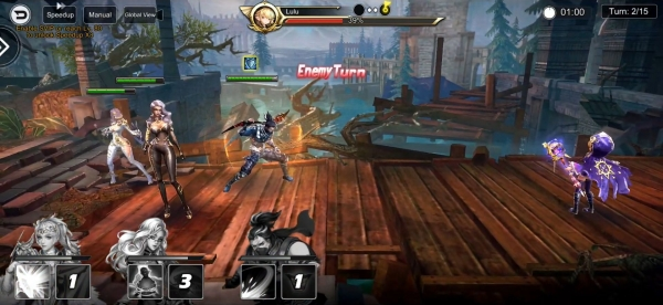 Deity Arena Mobile Android Game Image 3