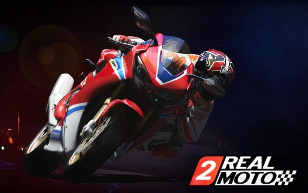 Real Moto 2 Android Game Image 1