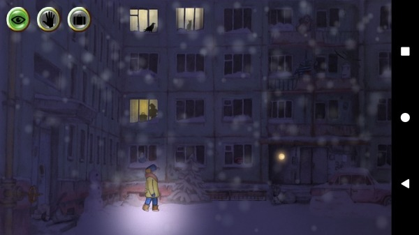 Winter Night Adventure Android Game Image 3