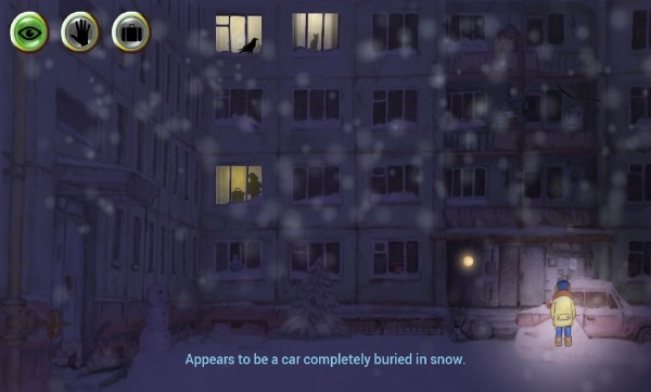 Winter Night Adventure Android Game Image 4
