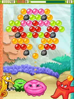 Bubble X Mania: Deluxe Java Game Image 2
