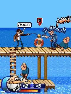 Mortadelo Y Filemon: Armafollon Java Game Image 2