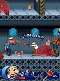 Mortadelo Y Filemon: Armafollon Java Game Image 3
