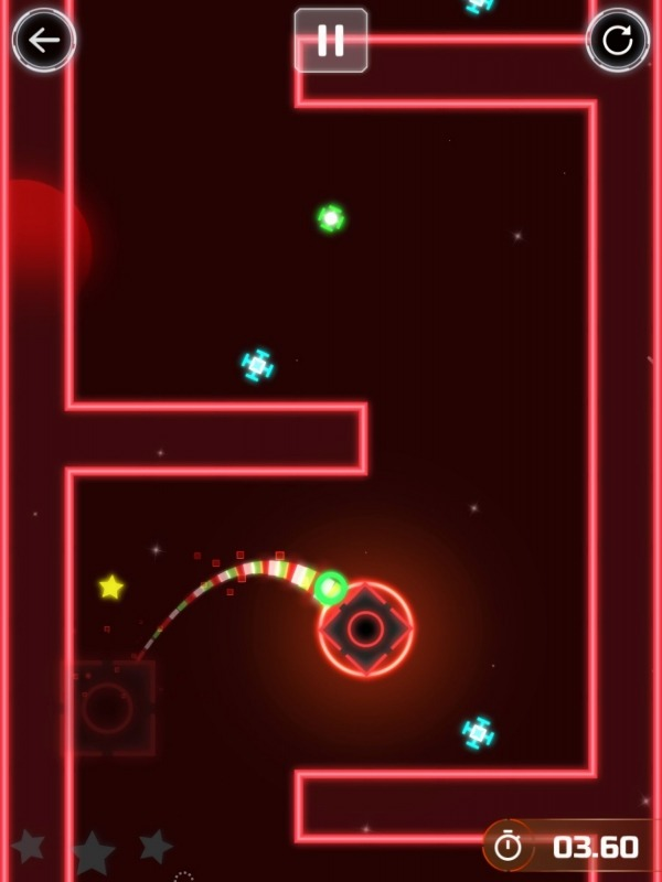 Astrogon - Creative Space Arcade Android Game Image 1