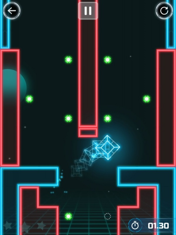 Astrogon - Creative Space Arcade Android Game Image 2