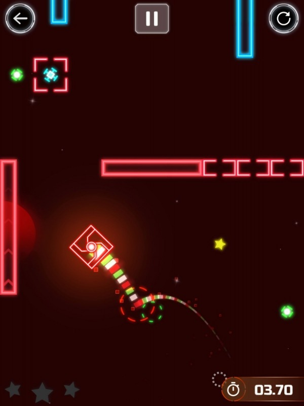 Astrogon - Creative Space Arcade Android Game Image 3