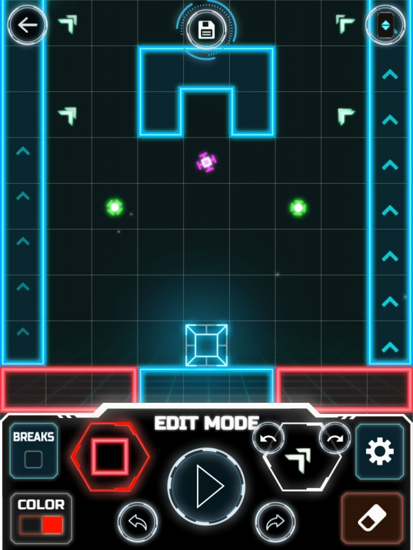 Astrogon - Creative Space Arcade Android Game Image 4