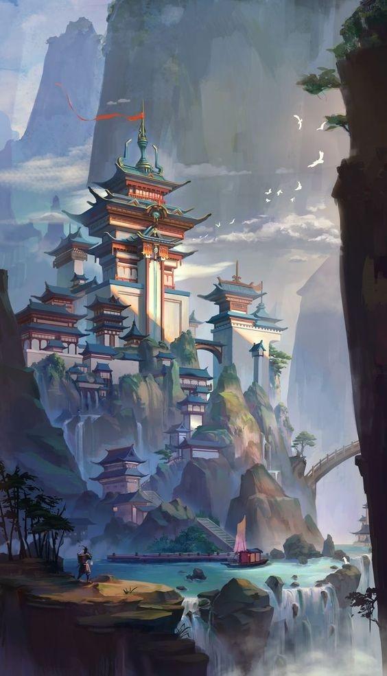 Castle Mobile Phone Wallpaper Image 1