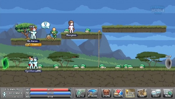 Legends Of Idleon -- Idle MMO Android Game Image 3