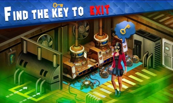 Parallel Room Escape - Adventure Mystery Games Android Game Image 1
