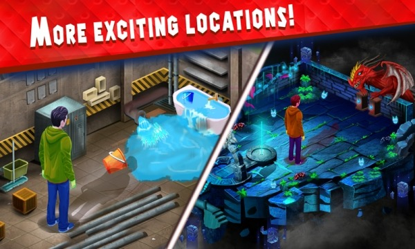 Parallel Room Escape - Adventure Mystery Games Android Game Image 2