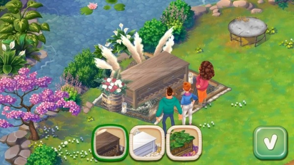 Penny & Flo: Finding Home Android Game Image 2