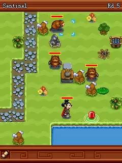 Disney's Three Kingdoms Java Game Image 3