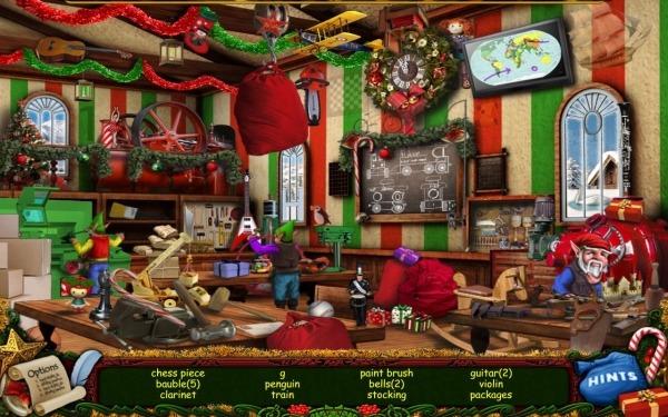 Christmas Wonderland Android Game Image 2