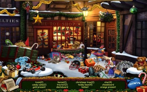Christmas Wonderland Android Game Image 3