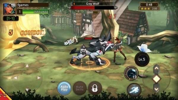 Soul Maskers Android Game Image 2